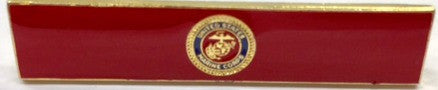 Red Marine Corp Breast Citation Bar