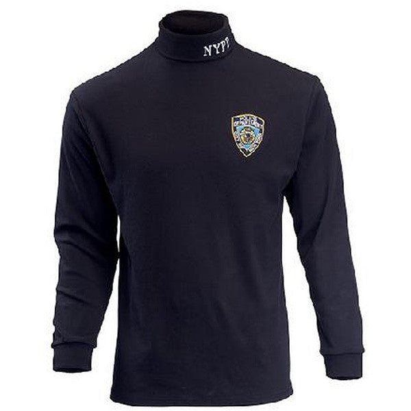 NYPD Turtleneck with Patch