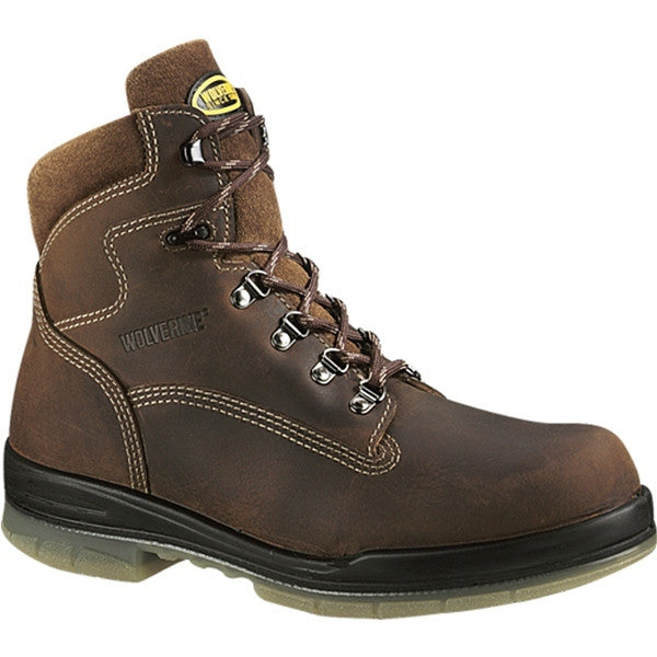 Wolverine DuraShocks®Insulated Waterproof 6 Inch Work Boot
