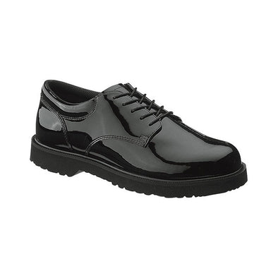 Bates Ladies High Gloss Oxford