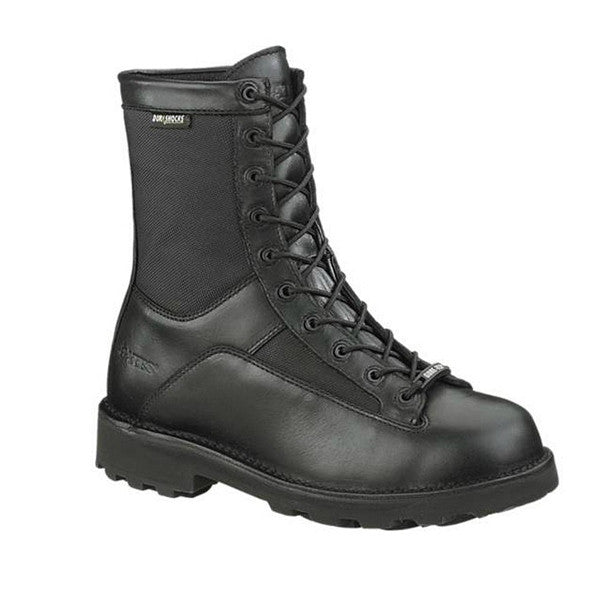 Bates Durashock Lace to Toe Waterproof 8 Inch Boot
