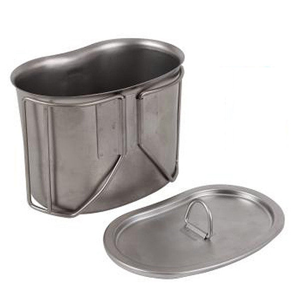 Stainless Steel Canteen Cup Lid - STNLSS STE