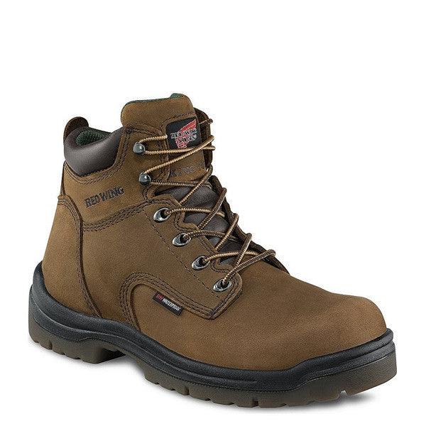 Red Wing 2240 Waterproof 6 inch Non-Metallic Safety Toe Boot