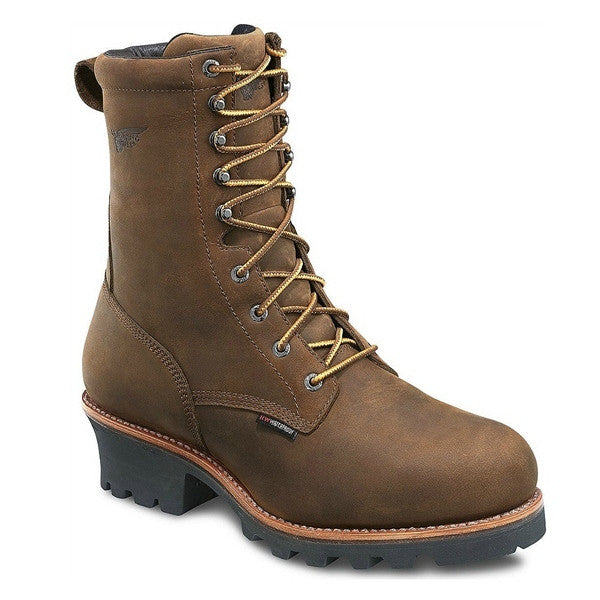 Red Wing 4417 Waterproof Safety Toe 9 inch Logger