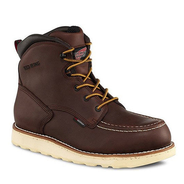 Red Wing 405 Men's Flat Sole Waterproof 6 Inch Boot