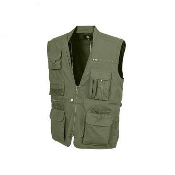 Plainclothes Concealed Carry Vest | Olive Drab