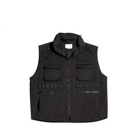 Kids Ranger Vest | Black