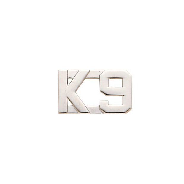 "K9 Insignia 1/2"" Letter 