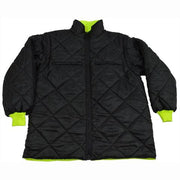 Hi Vis Class 3 6 IN 1 Waterproof Winter Coat