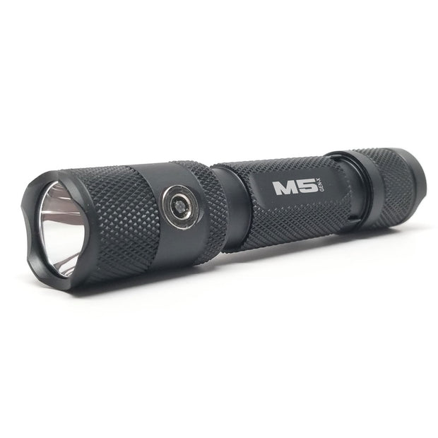 1300 Lumen Rechargeable  Tactical Flashlight