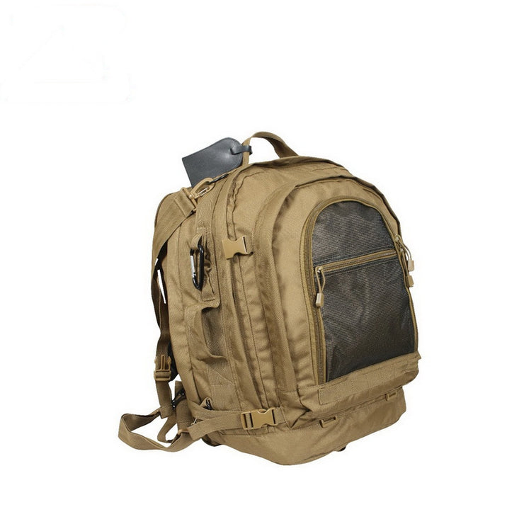 Move Out Tactical-Travel Backpack | Multiple Colors