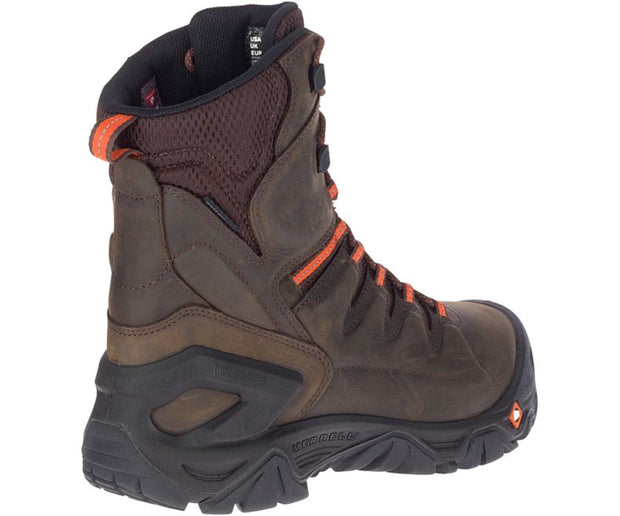 Merrell Strongfield 8inch Waterproof 400g Insulated Comp Toe