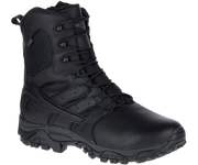 "Merrell Moab 2 8"" Tactical Response Waterproof Boot Polish Toe"