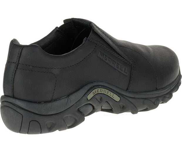 Merrell Leather Jungle Moc | Midnight Black