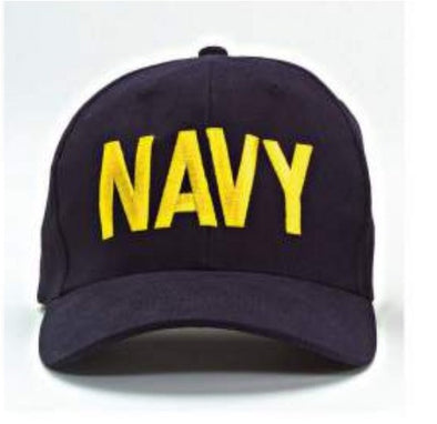 Low Profile Insignia Hat | Navy | Navy