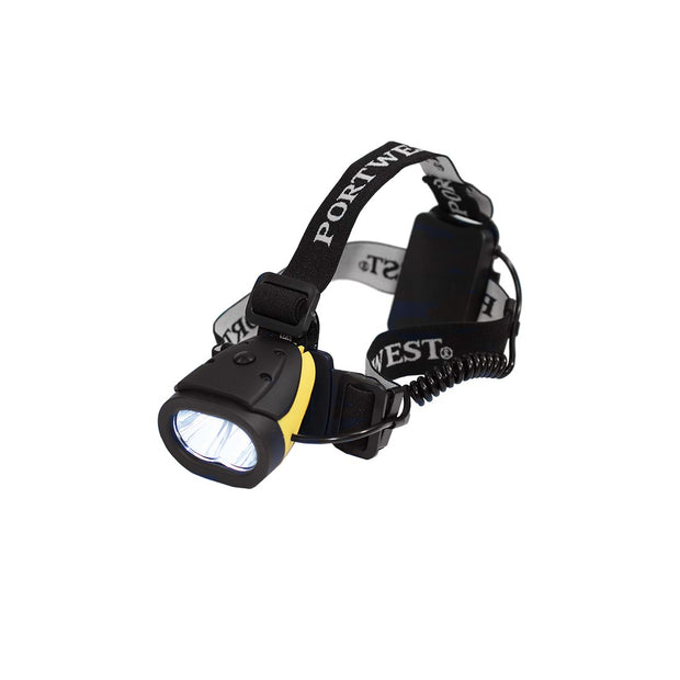 Port West Dual Power Head Light