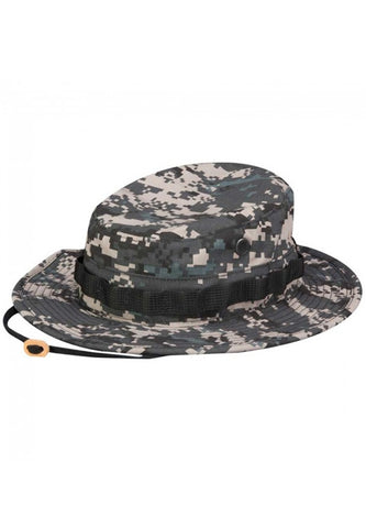 Boonie Hat Color: Subdued Urban Digital
