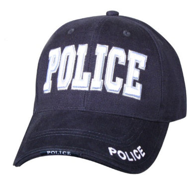 Low Profile Insignia Hat | Police | Navy