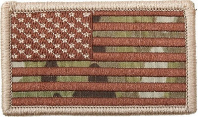 Forward Flag Patch Velcro