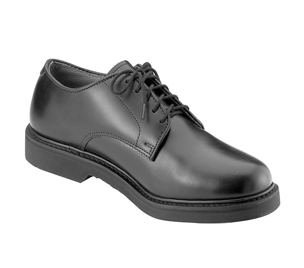 Unisex Leather Duty Oxford