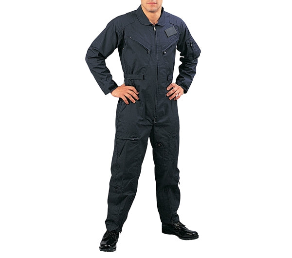 Navy Blue Coverall / Flight Suit
