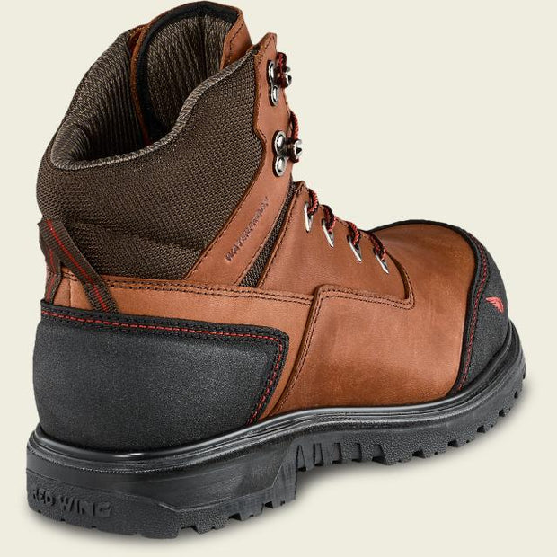 Red Wing 2403 BRNR XP Safety Toe Waterproof  6 Inch Boot | Call for Pricing