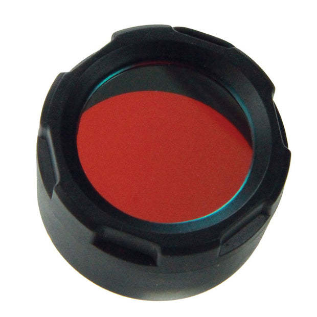 Colored Tactical 25 mm Flashlight Bezel Head Filter | Blue, Red & Green