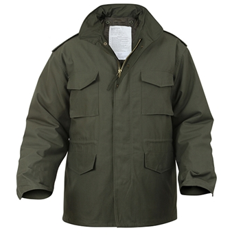 Rothco M65 Field Coat | Drab Olive