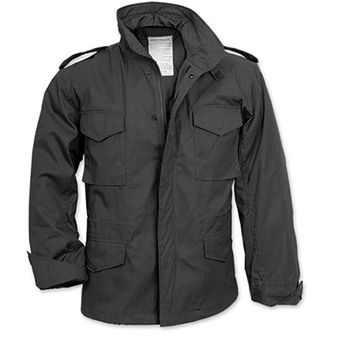 Rothco M65 Field Coat | Black