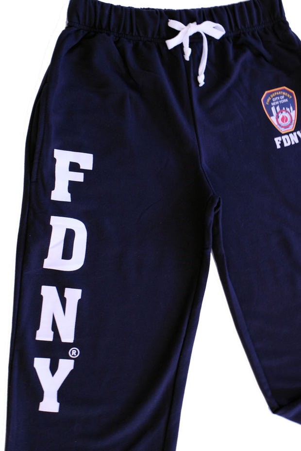FDNY Sweatpants with Pockets