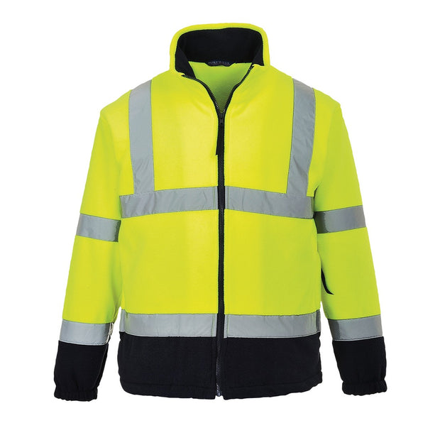 HI Vis Two Tone Fleece