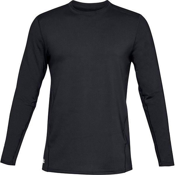 Under Armour Cold Gear Reactor Tactical Crew | Black
