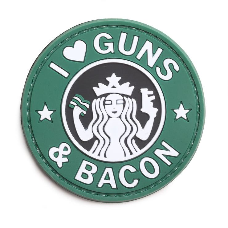 """I Love Guns And Bacon"" Morale Patch 