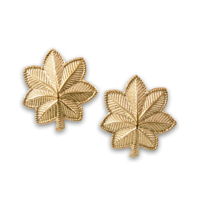 Oak Leaf Insignia | Large | Gold or Silver