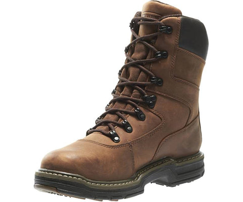 Wolverine Marauder Waterproof Insulated Safety Toe Boot 8 Inch