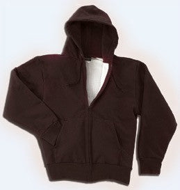 Camber Made in USA Thermal Zip Sweatshirt