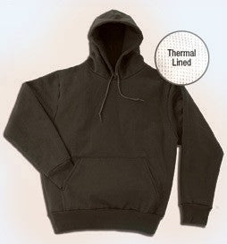 Camber Made in USA Thermal Pullover Sweatshirt