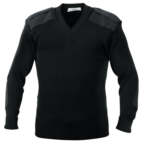 G.I. Acrylic Commando Sweater | Multiple Colors