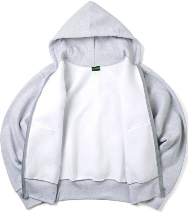 Camber Unlined Made in USA Zip Sweatshirt | Multiple Colors