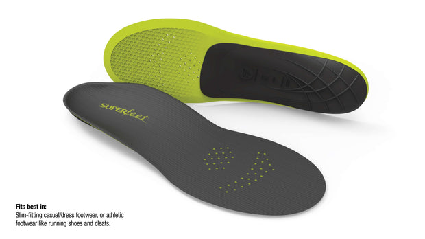 "Superfeet ""Carbon"" Support Insoles"