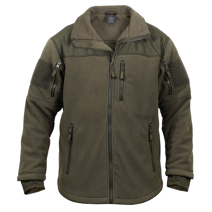 Spec Ops Tactical Heavyweight Fleece | Black or Olive Green