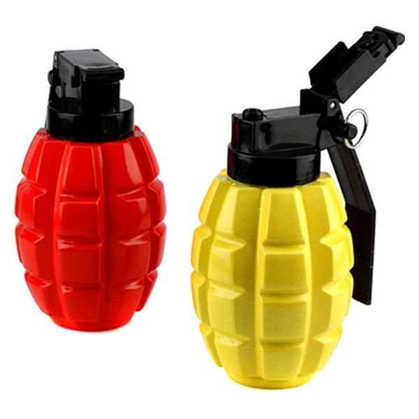 Combat Condiment Dispenser
