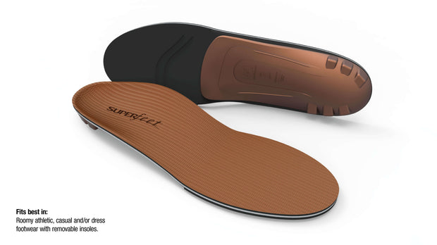 "Superfeet ""Copper"" Support Insoles"