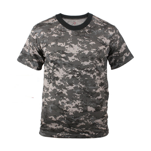 Digital Camo T-Shirt | Multiple Colors
