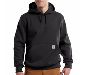 Carhartt Rain Defender Paxton Heavyweight Sweatshirt | Black or Peat