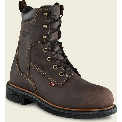 eef88fa2835 Red Wing 4442 Men's 400G Waterproof 8 Inch Safety Toe Boot ...