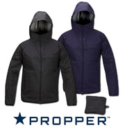 Propper Packable Waterproof Jacket | Black