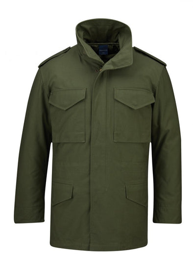 M65 Field Coat | Black or Olive