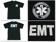 2-Sided 'EMT' T-Shirt | Multiple Colors