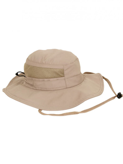 Lightweight Adjustable Mesh Vent Boonie Hat